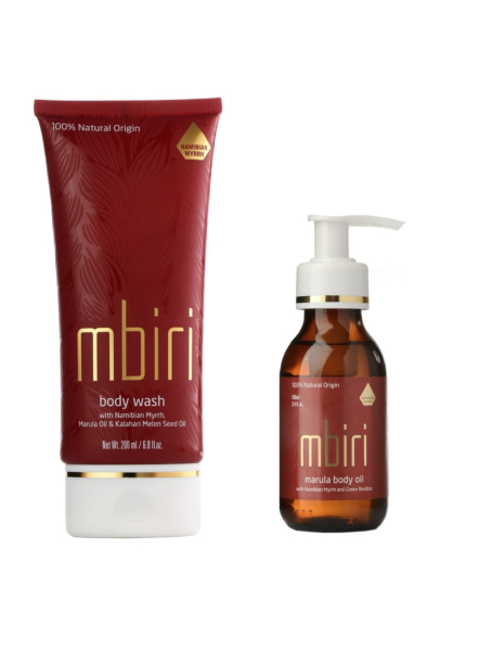 Sparset Mbiri Body Wash & Öl