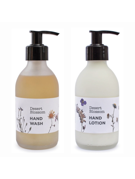 Desert Secrets Hand Wash & Lotion