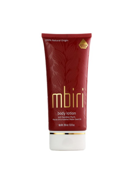 mbiri body lotion front
