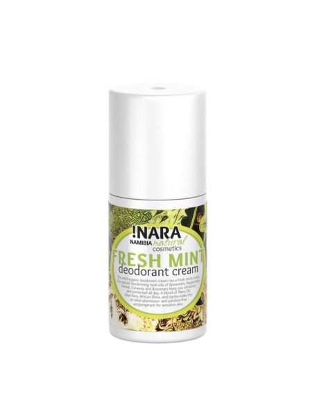 !Nara Cosmetics Deo Creme fresh mint