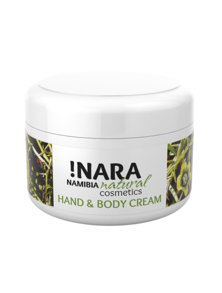 !Nara Cosmetics Hand und Körpercreme hand and body cream