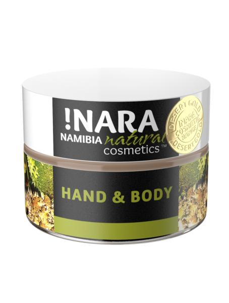 !Nara Hand- & Körpercreme - 50 ml