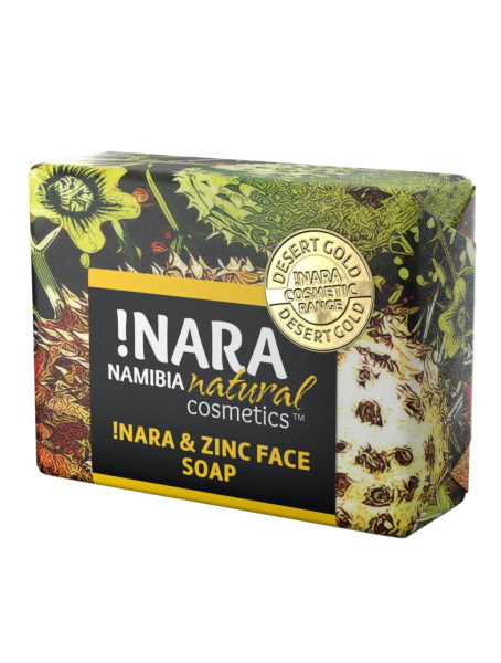!Nara Namibia Natural Cosmetics soap seife zinc zink