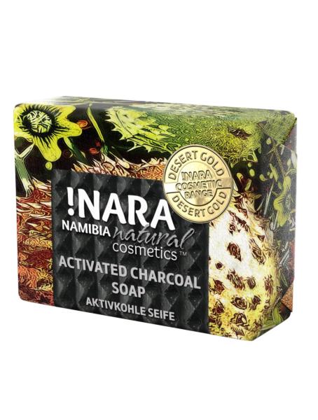 Nara Aktivkohle Seife, Charcoal Soap