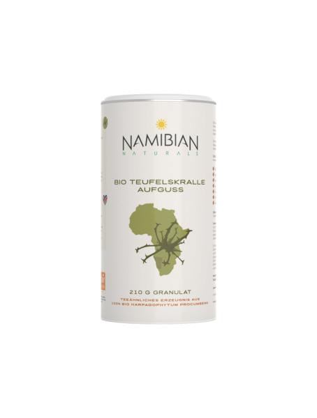 Namibian Naturals Bio Teufelskralle Tee, Aufguss