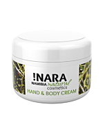 !Nara Cosmetics Hand und Körpercreme hand and body cream